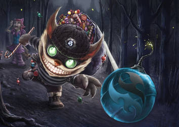 League of Legends  - Despicable Ziggs - by BlazingBoost