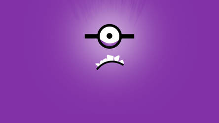 Evil Minion DESPICABLE ME 2 by iceboy23kn