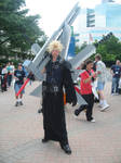 FF Advent Children: Cloud by NyNeko