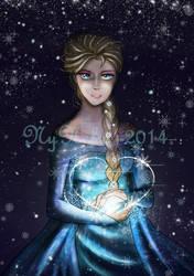 Frozen FA: Elsa