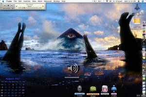 Mac OS X Scrren Shot 7-1-07 by Temetka