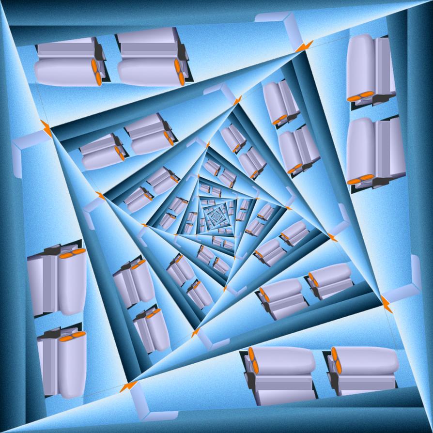 Tessellation: Aquatic Oblivion by BatmanWithBunnyEars