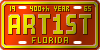 Artistic License :Florida: by BatmanWithBunnyEars