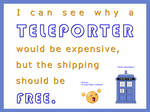 Teleporter Prices by BatmanWithBunnyEars