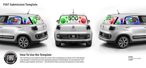 Fiat puts the FUN in 500!