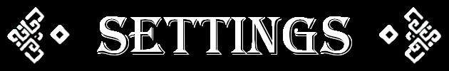 ArtHeadlines-Settings by BatmanWithBunnyEars