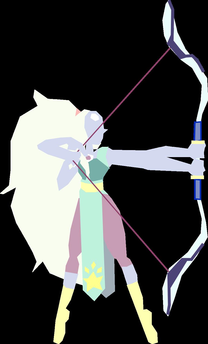 Steven Universe: Opal (Updated) by SamuelJEllis on DeviantArt