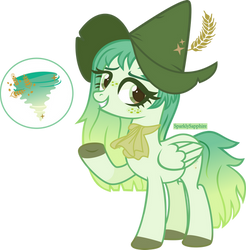 [Adoptable 9] Wheat Flight (Closed) by SparklySapphire