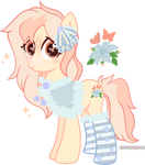 [Adoptable 10] Winter Butterfly (Open)) by SparklySapphire
