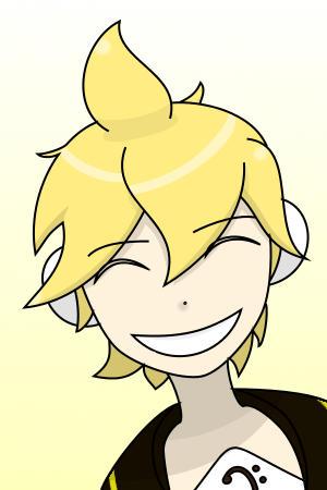 Smiling Len