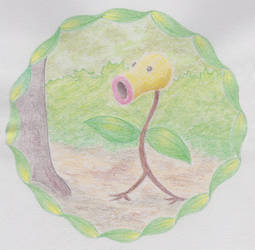 Bellsprout by Electric-Raichu