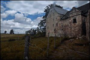 Accursed manor