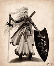 Knight by Irina-Baiken