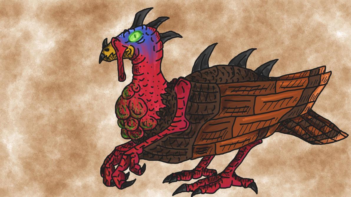 jamie in] ORLANDO: The Mutant Turkey Post