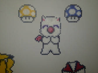 Final Fantasy _ Super Mario