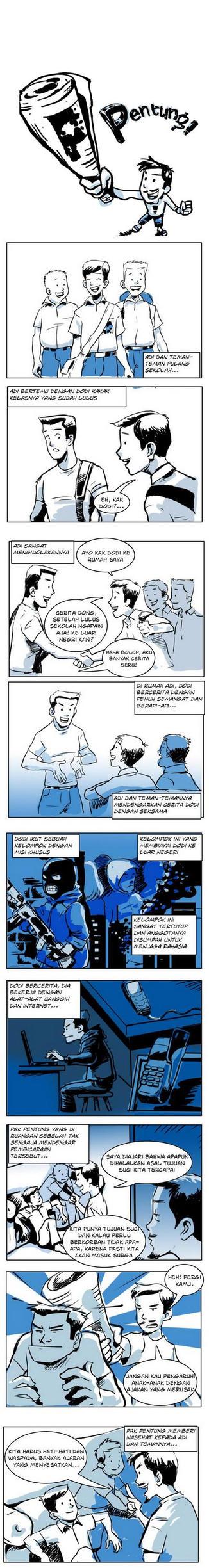 Indonesia Waspada 3 by terapikomik