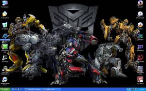 Transformers Movie Wallpaper by kagami5566