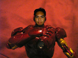 I am 'IronMan' by kagami5566