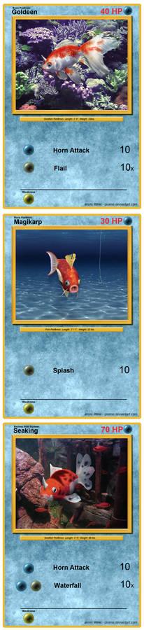 Fish Pokemon