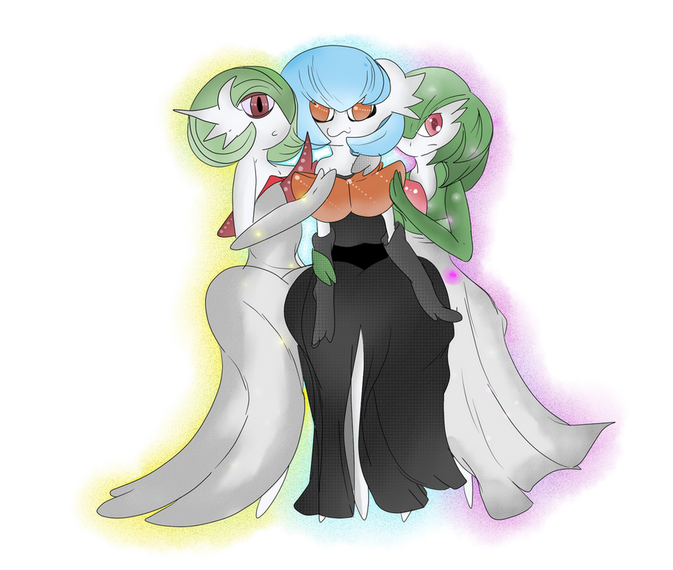 Pokemon Gardevoir Giving Birth Images | Pokemon Images