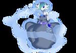 Shiny Mega Gardevoir v.7 : Water style