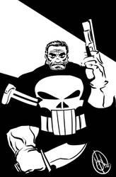 DSC Punisher by DrSprinkles