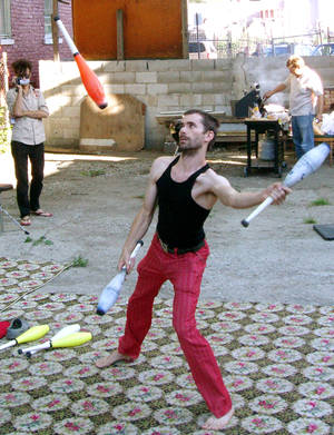 Juggler 3