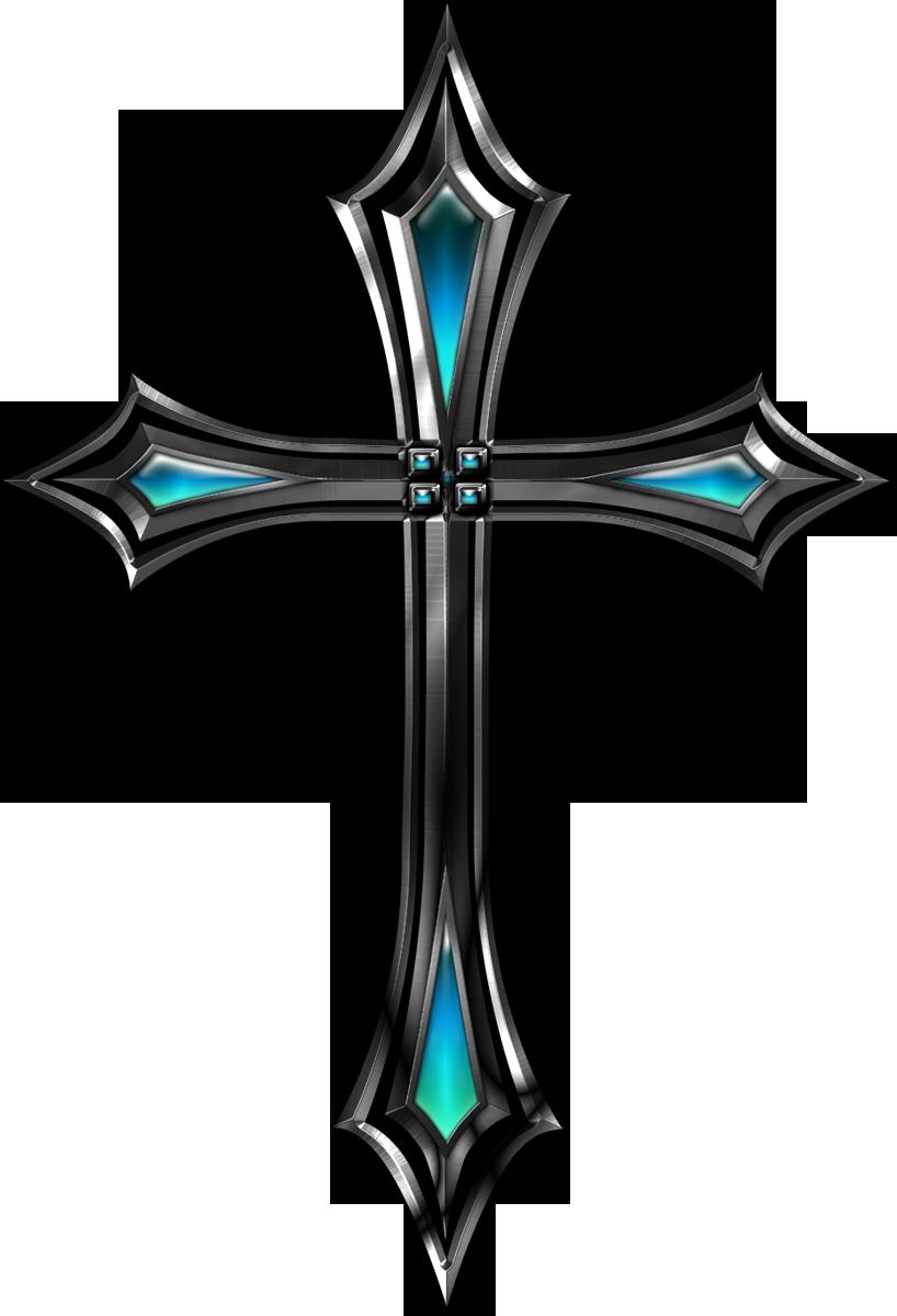 Silver Cross by jojo-ojoj