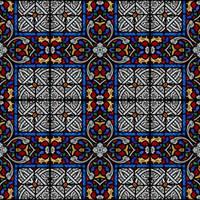 Stained glass seamless texture 1 by jojo-ojoj
