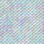 Fish Scales Seamless Texture