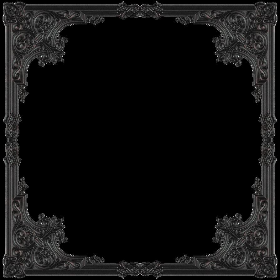 transparent black border - HD1600×1600