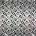 Metal seamless texture 5