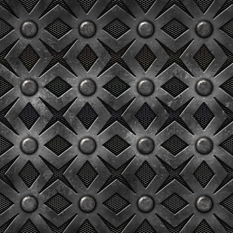 Metal seamless texture 6 by jojo-ojoj on DeviantArt