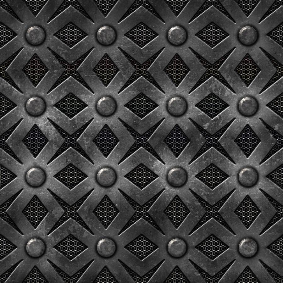 Metal seamless texture 6