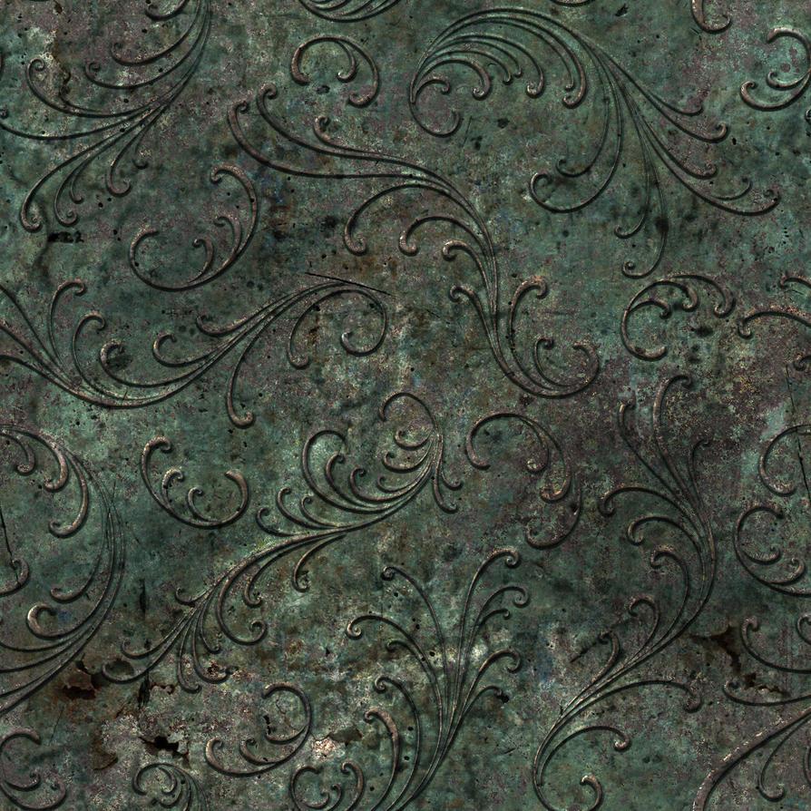 Metal seamless texture 17 by jojo-ojoj