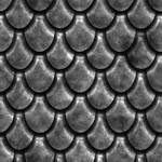 Scales metal seamless texture 2
