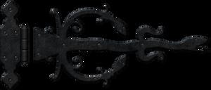 Medieval hinge by jojo-ojoj