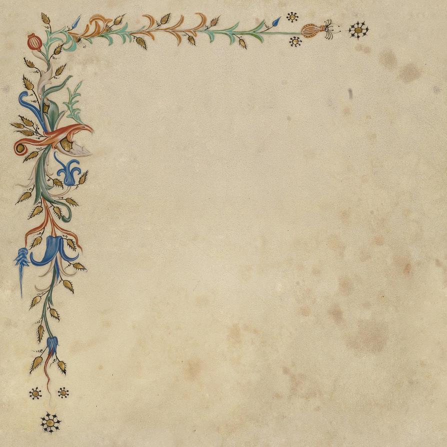 Medieval paper by jojo-ojoj on DeviantArt: jojo-ojoj.deviantart.com/art/Medieval-paper-513436746