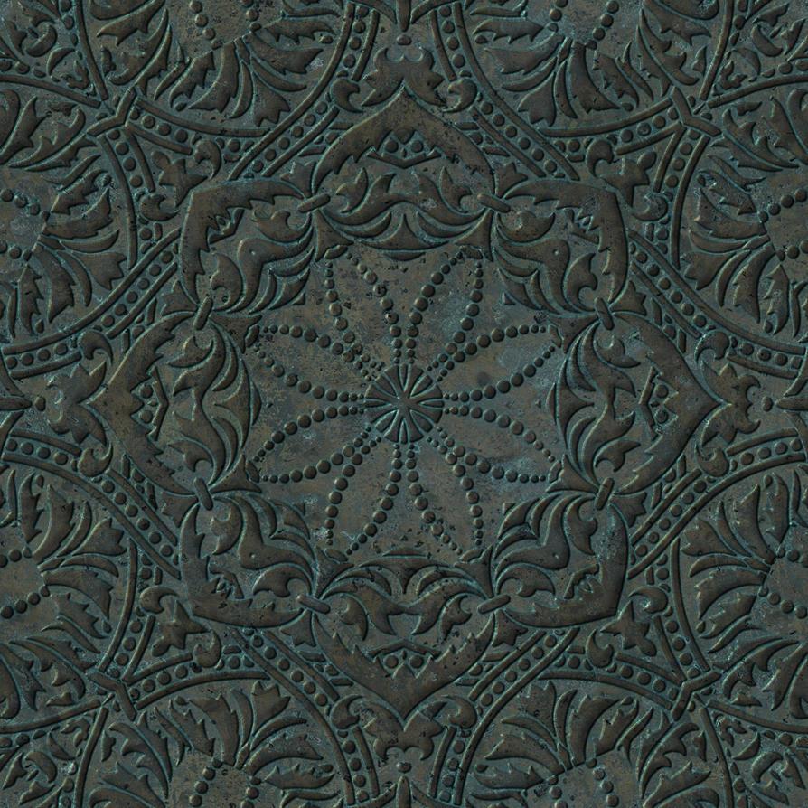 Silver Metallic Tile For Kitchen