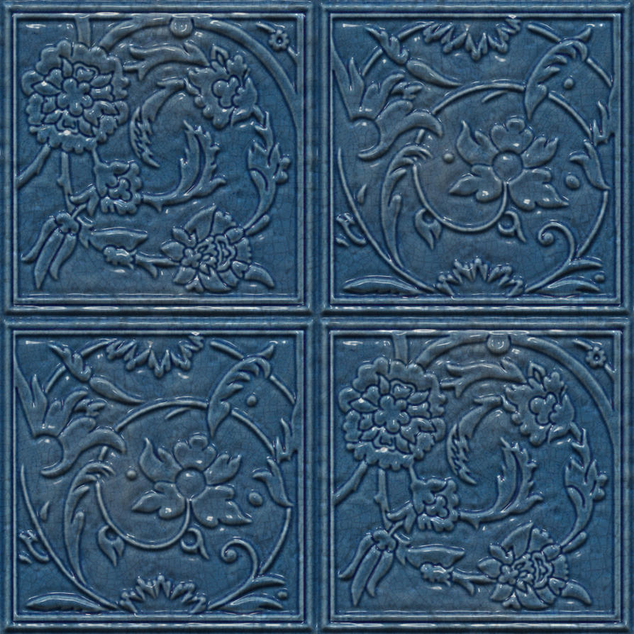 Decorative Ceramic Tile Wall Art
