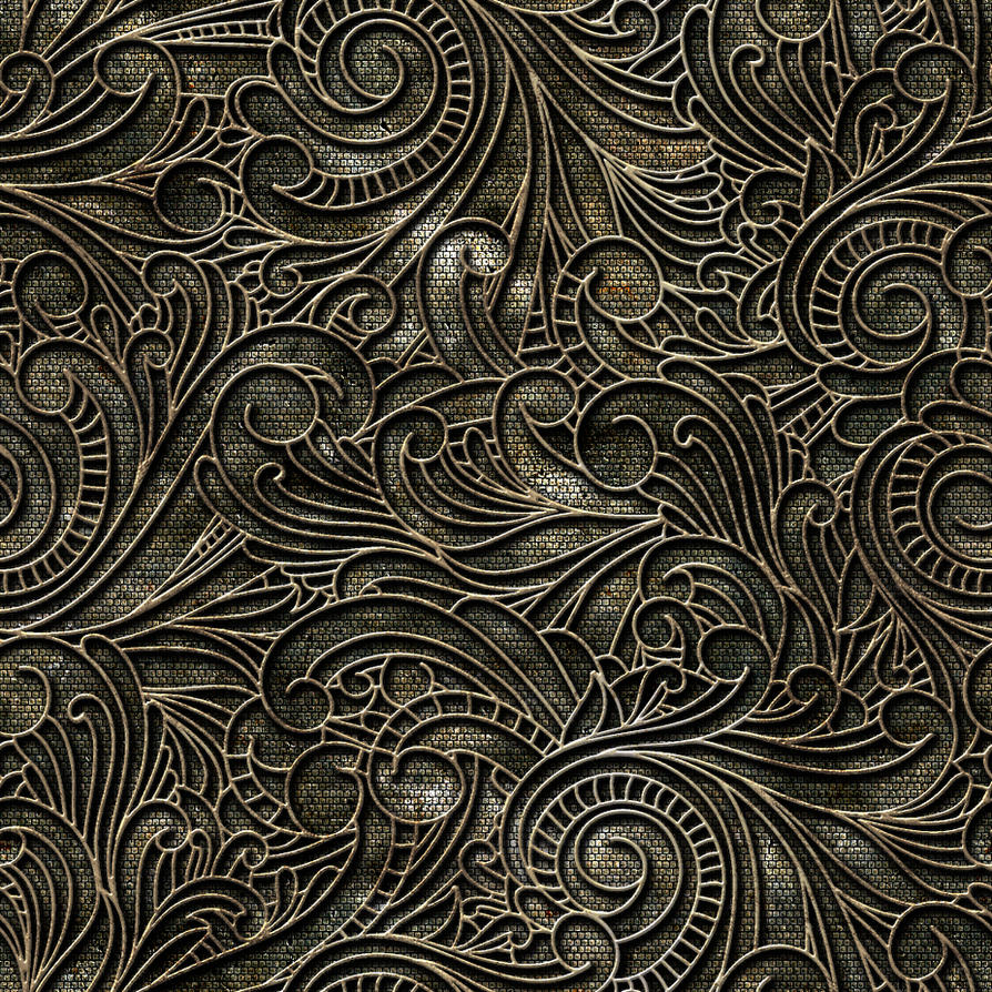 Metal Seamless Texture 63 By Jojo Ojoj On Deviantart