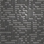 Metal seamless texture 76