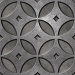 Metal seamless texture 88