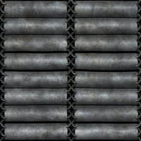 Silver chainmail seamless texture jpeg