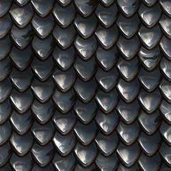 Metal scales seamless texture by jojo-ojoj