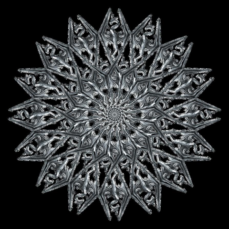 Skyrim circle logo by jojo-ojoj