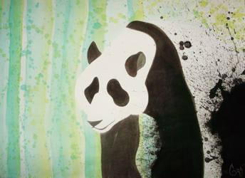 Panda n.2 by valuca