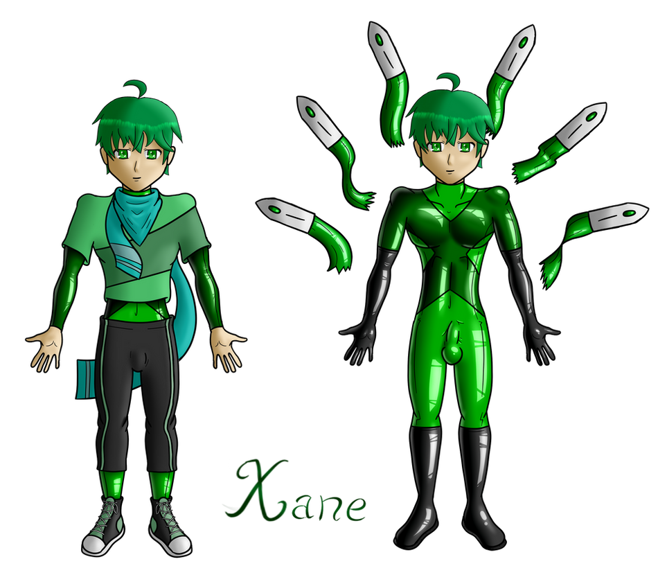Xane Redesign by MysticDreamerZero