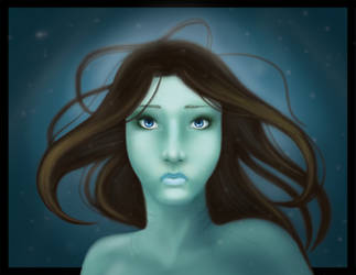 Ghost in the Water by JennLeeHatch