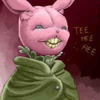 Bunny People Inktober Day 3... by Skyhornet